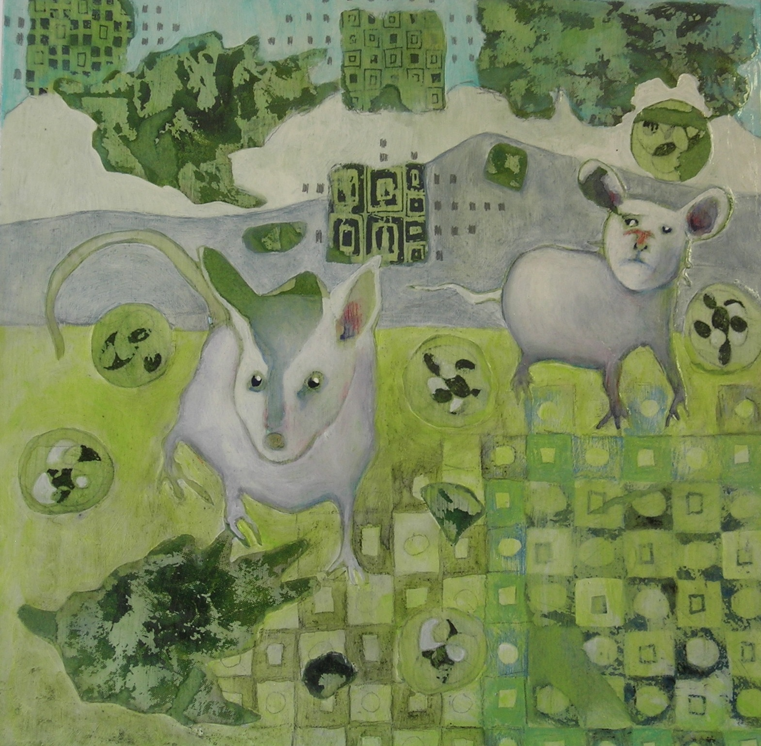 Mice_on_a_Green_Field